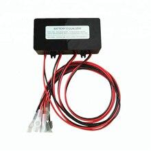 Equalizador ha02 do balanceador da bateria para 4 pces 2.4 v/3.6 v/6 v/9 v/12 v bateria acidificada ao chumbo ou de lítio