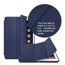 Купить с кэшбэком Original cover case for Apple ipad mini 1 for ipad mini 2 for ipad mini 3 tablet smart cover case+free gift