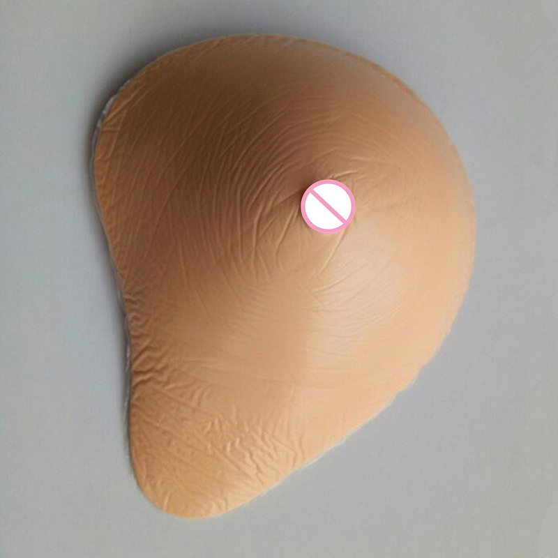 105C/110B Size10 520g/Piece Breast form Silicone Fake Breast ,Soft Silicone Boobs For Women Mastectomy Cancer Surgery breast light detection device for the breast cancer self check up and breast clinical examination