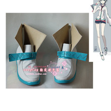Vocaloid 3 Yan He White Cosplay Shoes S008(China)