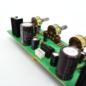 Image 5 - NE4558 Audio Vorverstärker Bord Höhen Bass Balance Einstellbar Audio Preamp Board Mit Ton Pre verstärker Control Dual A7 017