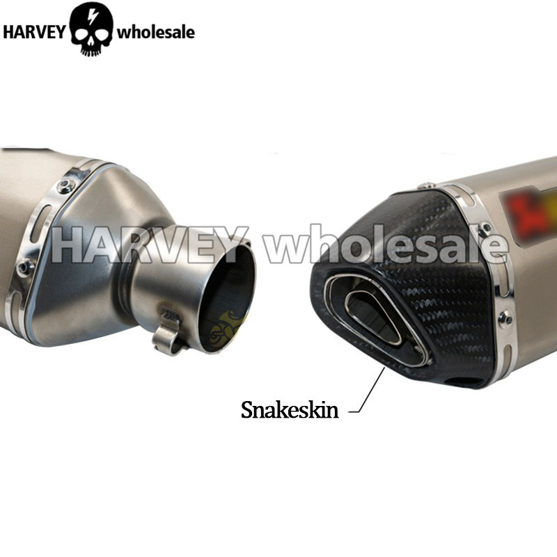 Modified Motorcycle Exhaust Pipe Muffler For Suzuki DRZ 400 S/SM DRZ400 GSXR 2000 K1 K2 K3 K4 2005 2006 2007 2008 2009 2010 2011 cnc motorcycle scooter akrapovic escape pipe exhaust muffler pipe for kawasaki z750 2004 2011 2005 2006 2007 2008 2009 2010