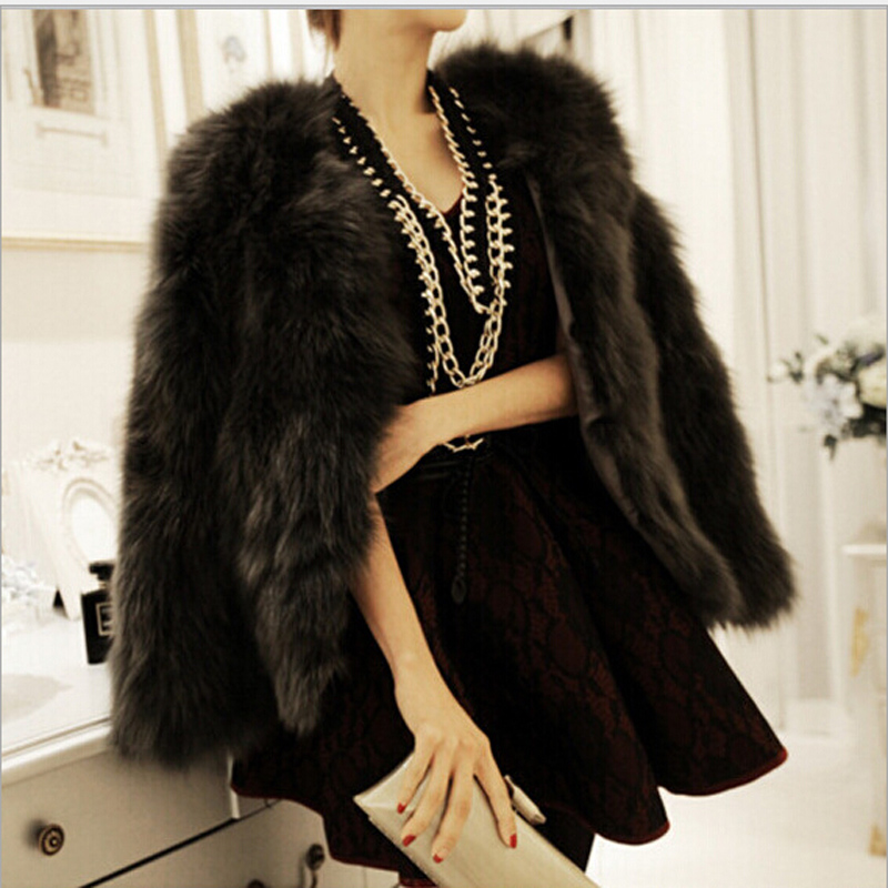 Vintage fur coats for women