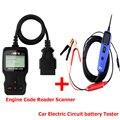 AD310 EOBD CAN Engine Code Reader Scanner Vgate PT150 Power Probe Car Electric Circuit battery Tester Automotive Digital Multime