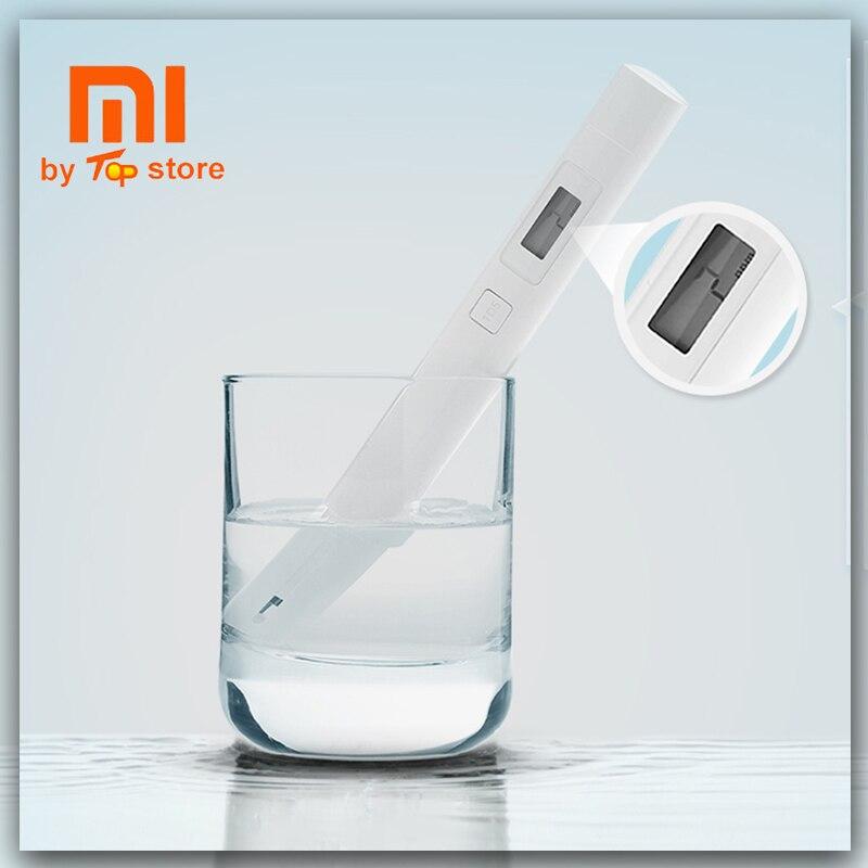 Xiaomi Xiomi MI Bewegliche Wasser Qualität Tester Digital TDS Meter Test Reinheit PH Erkennung Prüfung Meter TDS-3 IPX6 Wasserdichte