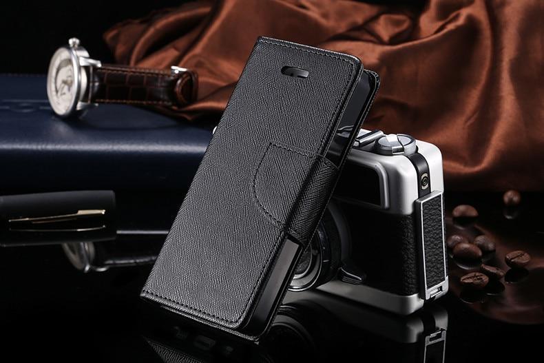Podwójny kolor klapki skóra telefon torba case dla iphone 6 7 6 s plus 5 5S se gniazda kart + stojak kabura pokrowiec case dla iphone 7 6 6 s 42