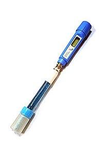 Free Shipping Digital Pen Type Pocket Digital pH Meter Tester Acidimeter BNC Plug Accuracy:0.1pH Resolution:0.01pH ATC free shipping ph stick ph meter ph pen tester pen type range 2 1 10 8ph waterproof atc accuracy 0 1ph