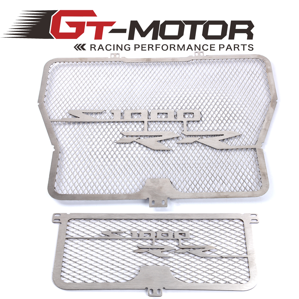 Gt motoo - Radiator Grille Grill Cover Protector Guard For BMW S1000RR 2009-2016 radiator protective cover grill guard grille protector for bmw s1000rr s1000 rr 2009 2010 2011 2012 2013 2014 2015 2016