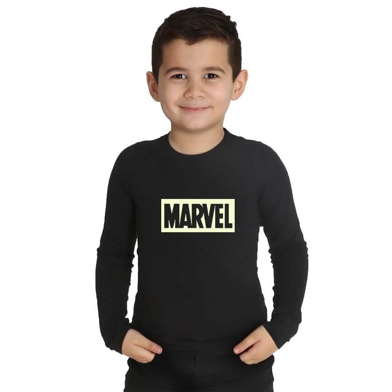 Marvel Boys Shirt Avengers Be Amazing Little Boys T-Shirt