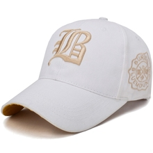 Outdoor Spring and Autumn Baseball Cap Embroidery Pattern Sun Hat Unisex Outdoor Sports Cap Golf Hat autumn go embroidery corduroy baseball hat