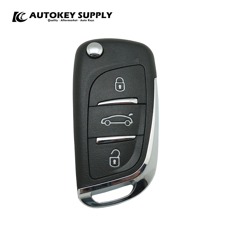 Car styling Remote key for Positron alarm system For Citroen Double program (293/300)  AKBPCP095-in Burglar Alarm from Automobiles & Motorcycles    1