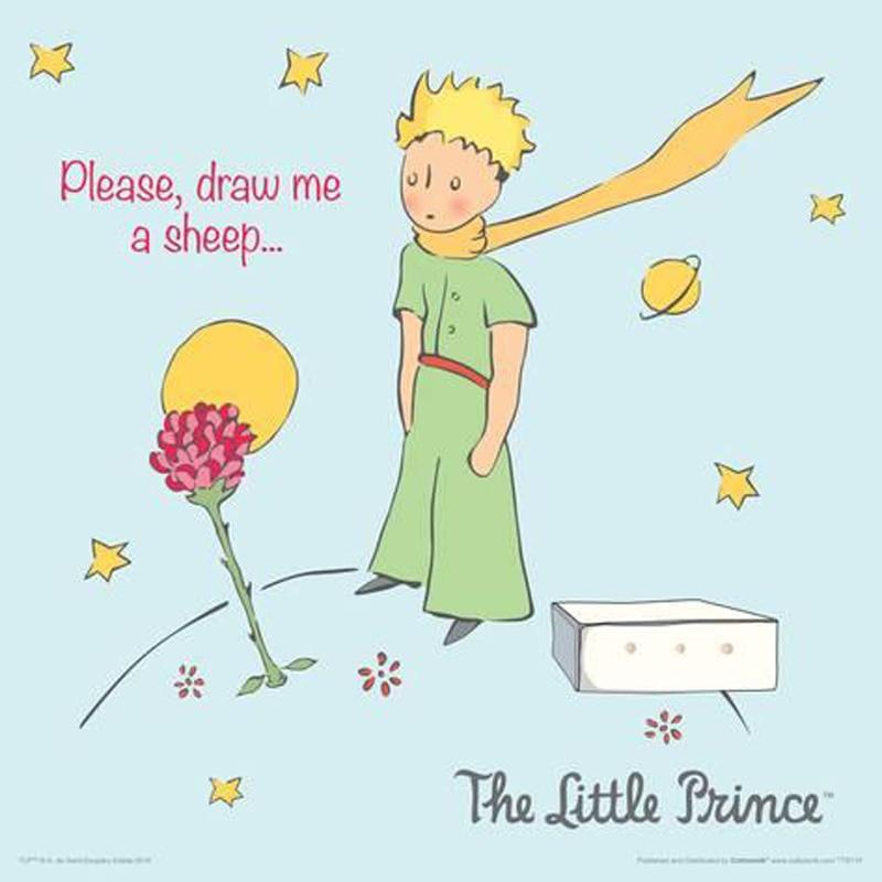 Little Prince Quote Expandable Bangle Le Petit Prince Rose Fox