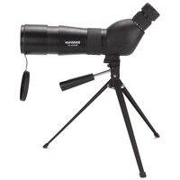Оригинальный HUANDEE 15 45X60 Оптическая Труба с зумом с Штатив для наблюдения за птицами большой дальности стрельбы Монокуляр телескоп