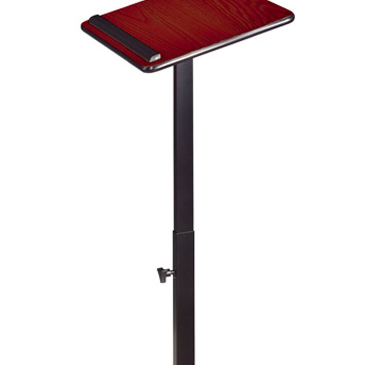 Oklahoma Sound Adjustable Portable Presentation Reading Book Podium Lectern Stand Mahogany customized acrylic lectern crystal podium pulpit