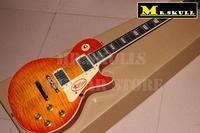 OEM Gib Guitars Custom Shop Cherryburst LP Standard Electric Guitar With Factory Price