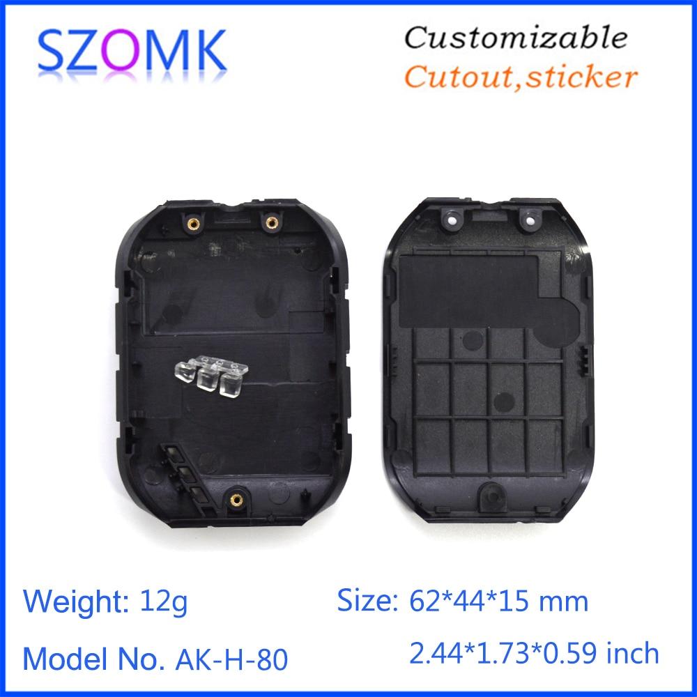 GPS plastic enlcosure szomk plastic enclosure box small instrument enclosure housing for electronics pcb design  (13)