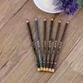 1PC  makeup Eyebrow Enhancer waterproof eyebrow pencil pen high quality 6 colors dark brown eye brow pencil