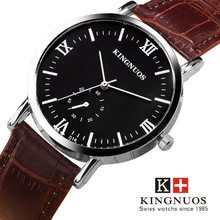 KINGNUOS Quartz Watch Men 2017 Fashion Mens Watches Top Brand Luxury Famous Wrist Watch Male Clock Hodinky Relogio Masculino yazole sport watch men watches 2018 top brand luxury famous male clock quartz watch wrist hodinky quartz watch relogio masculino