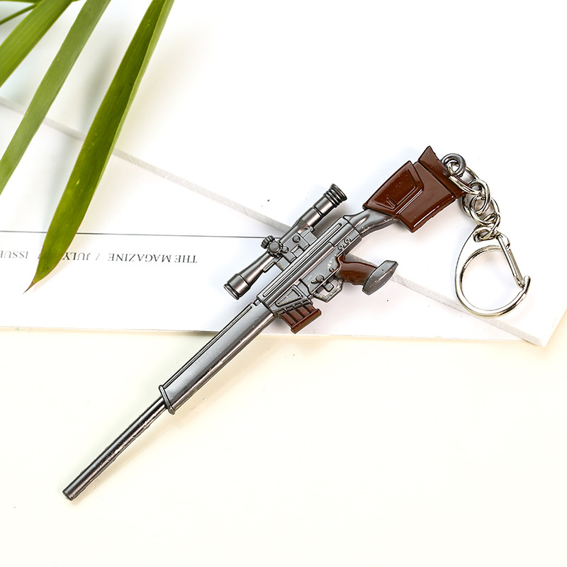 Weapon Keychains (13)