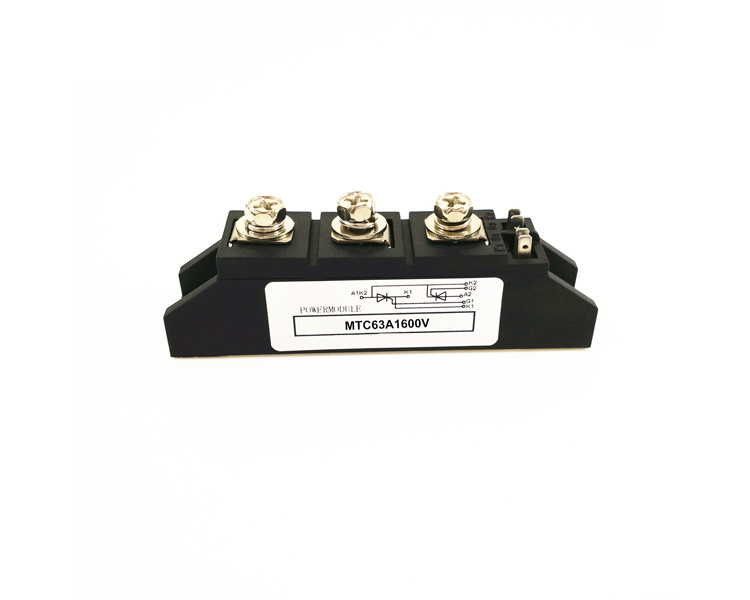 Thyristor Module MTC 63A 1600V Thyristor Module t50ac120a 50a1200v thyristor module