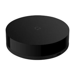 Image 3 - [HOT] Originale Xiao mi mi universale intelligente Smart Remote Controller WIFI + IR interruttore 360 Gradi intelligente automazione mi smart Home, Casa Intelligente