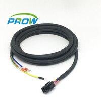 for Schneider servo motor VW3M5111R30 R50 VW3M5D1AR30 R50 wire Cable 4p 4pin 4 Core