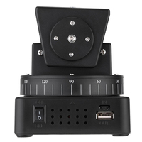 Zifon YT 260 Remote Control Motorized Pan Tilt Head for Extreme Camera Wifi Camera and Smart phone
