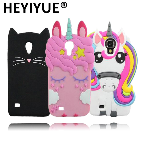US $2 66 |For Samsung Galaxy S4 Case Unicorn Cat Judy Owl Bear Minnie Mouse  Phone Back Cases For Samsung S4 i9500-in Half-wrapped Cases from