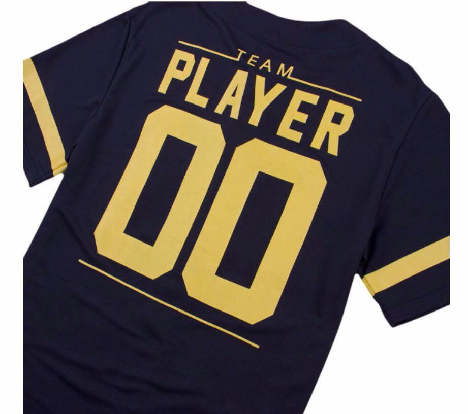 575a6cb0ad9 summer style 2015 t shirt men t shirts hip hop baseball jersey ...
