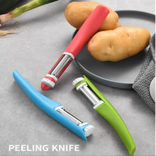 Stainless Steel Peelers NEW Potato Peeler Carrot Grater Fruit Vegetable Cutter Tool