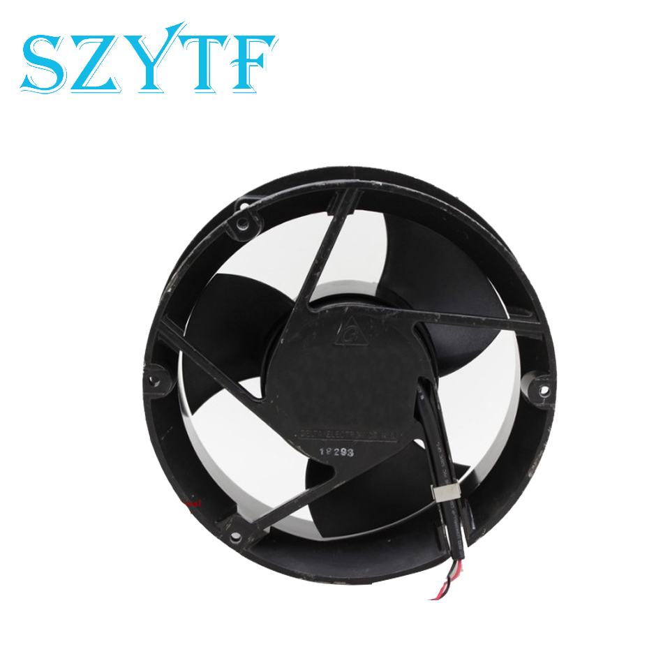 все цены на New Genuine EFB1712HG 17050 17CM 12V 2.20A winds of double ball bearing cooling fan for Delta 170*170*50mm онлайн