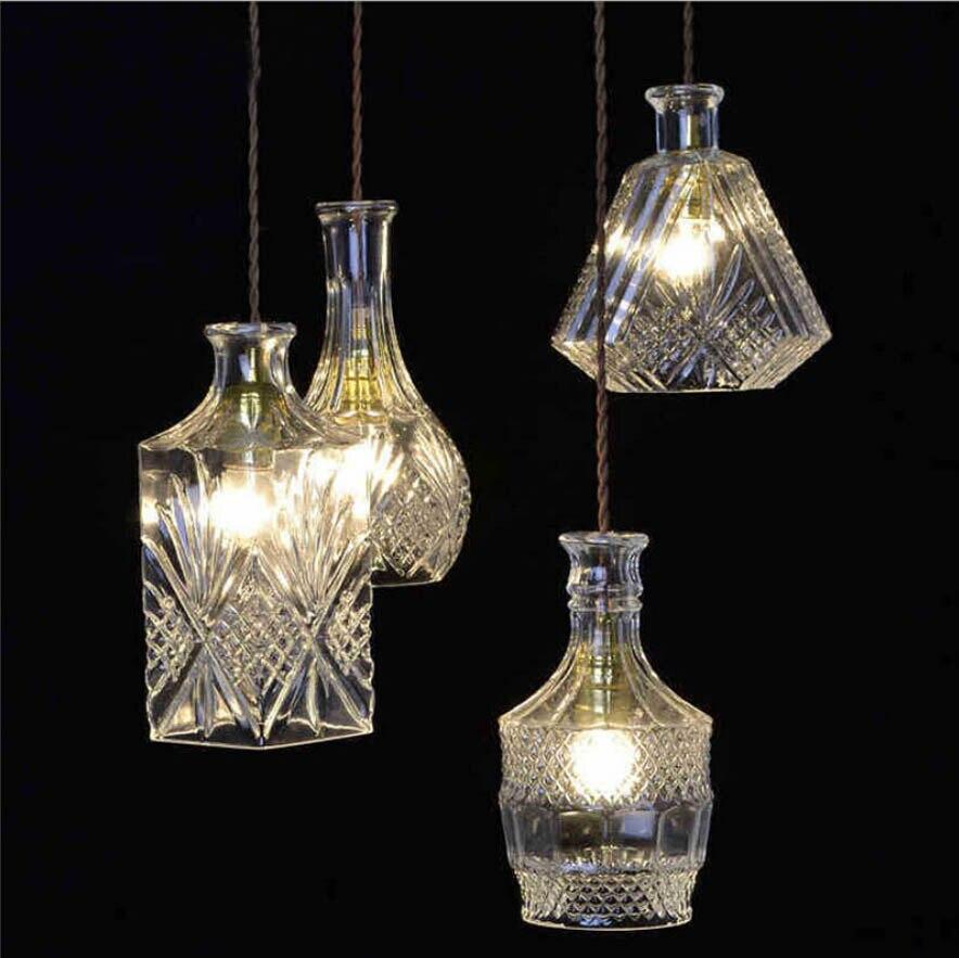 online kaufen gro handel diy flasche lampe aus china diy flasche lampe gro h ndler. Black Bedroom Furniture Sets. Home Design Ideas