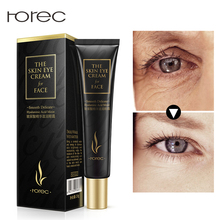 Brand Smooth Delicate Eye Cream Hyaluronic Acid Eye Serum Remover Dark Circles Anti-Wrinkle Snail Against Puffiness Anti Aging
