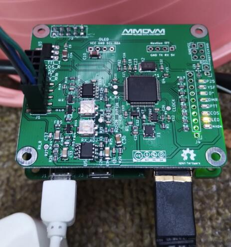 2019  jumbospot latest upgraded OTG pi-star version MMDVM Repeater open-source Multi-Mode Digital Voice Modem for raspberry PI