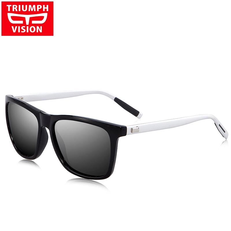 TRIUMPH VISION Μαύρα τετράγωνα γυαλιά ηλίου - Αξεσουάρ ένδυσης - Φωτογραφία 2