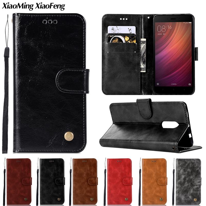 Leather Wallet <font><b>Case</b></font> For Xiaomi Redmi <font><b>Note</b></font> 4X <font><b>4</b></font> <font><b>Case</b></font> Flip Cover For Xiaomi Redmi <font><b>Note</b></font> 5A <font><b>Phone</b></font> <font><b>Case</b></font> Xiaomi Redmi 5A 4A 4X <font><b>4</b></font> Coque