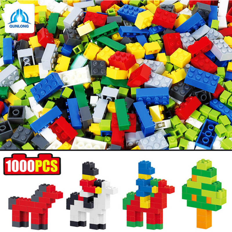 1000pcs Minecrafted Blocks Small Building Blocks Bricks Educational Toys For Children Compatible Legoe Minecraft Enlighten Toys enlighten building blocks military submarine model building blocks 382 pcs diy bricks educational playmobil toys for children