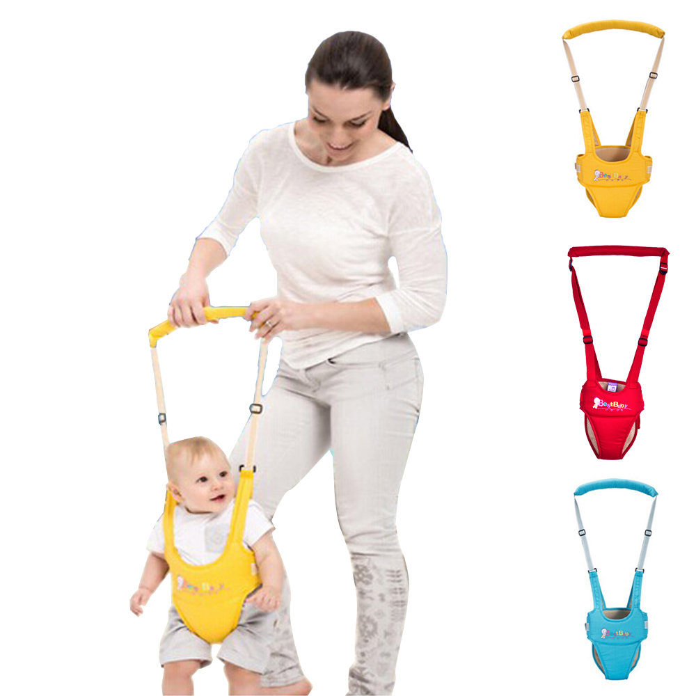 Bestbaby MH2001 High Quality Baby Harness Safety Toddler Walking Wings Kids Walk Assisant Free Shipping