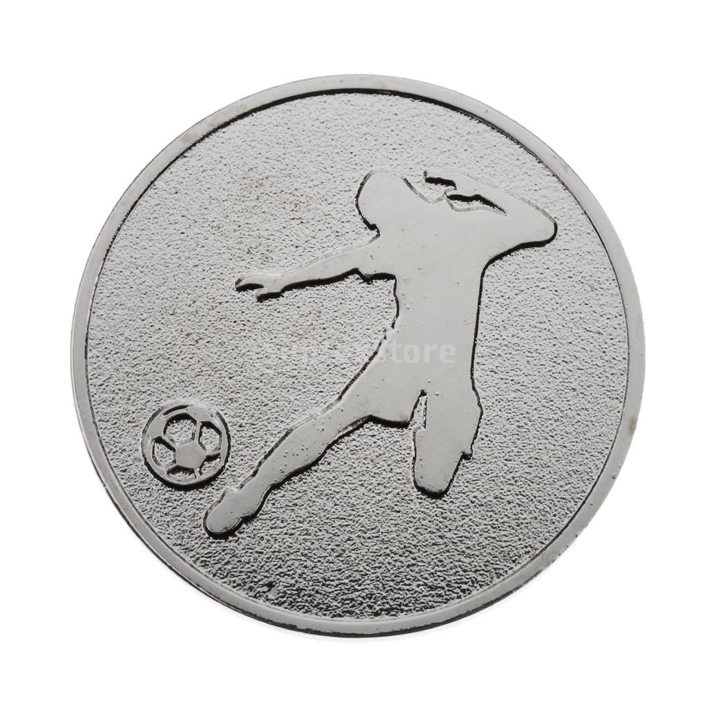 Alloy Football Soccer Referee Flip Coin Judge Toss Coin Pick Side with Case