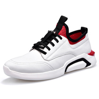 2018 new summer Brand Shoes Men Casual Sneakers Designer off male Lace Up Man 2018 Run jogging sneakers white Mens Shoes fashion