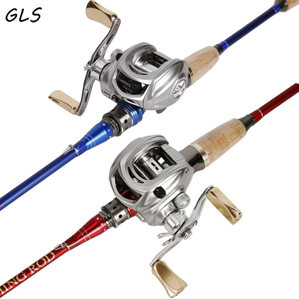 High Speed 9+1 Reel Baitcast  Fishing Reels Left/Right Handle Metal Fishing WheelHigh Speed 9+1 Reel Baitcast  Fishing Reels Left/Right Handle Metal Fishing Wheel