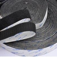 5 см-11 см ширина нейлон 3 м закрывающимися Ткань слипчивый и липучка Клейкие ленты промышленных Класс и одежда и рвется