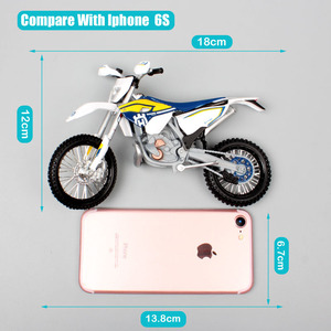 Image 3 - maisto 1/12 2015 KTM Motorcycle scale HUSABERG FE 501 Husqvarna FE501 Dirt Bike Motocross Diecast & vehicles metal car model toy