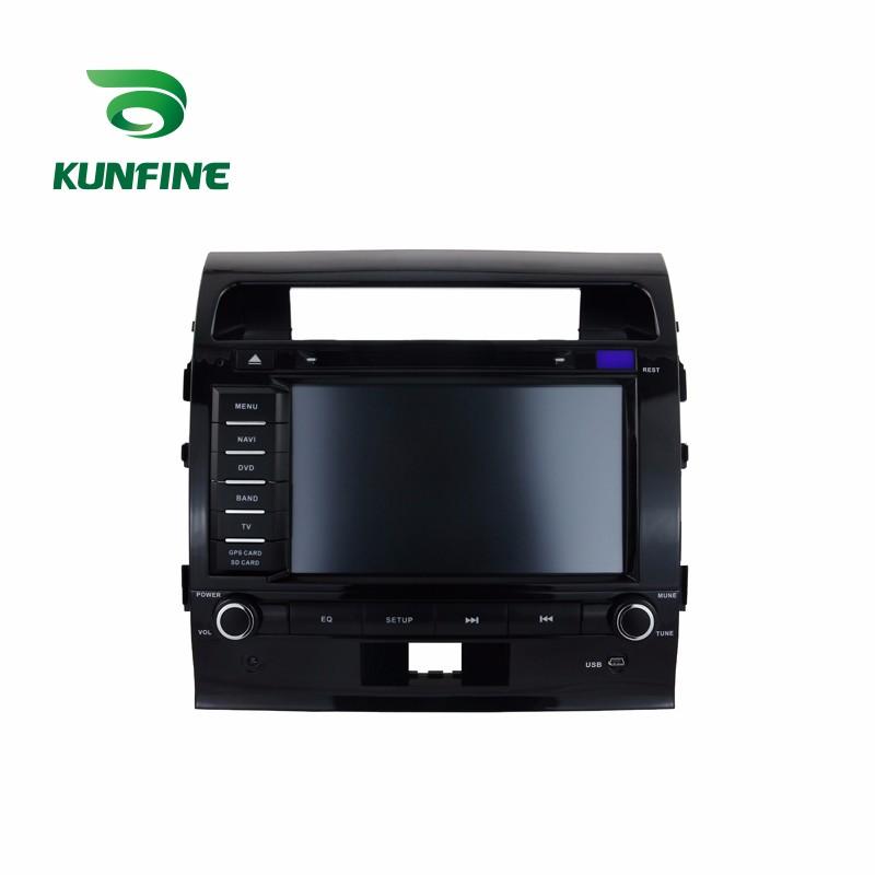 Car Stereo DVD Player GPS Navigation  for Land Cruiser 200 (2008-2012)  Radio MTK 4