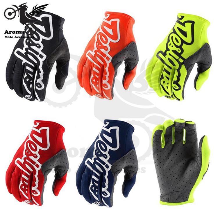 ventilation autumn full finger motocross handglove racing moto hand protection for KTM dirt pit bike protect motorcycle glove