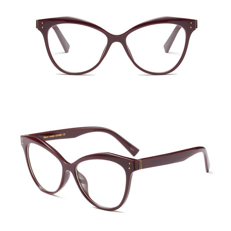 2018 News Cat Eye Sunglasses (16)