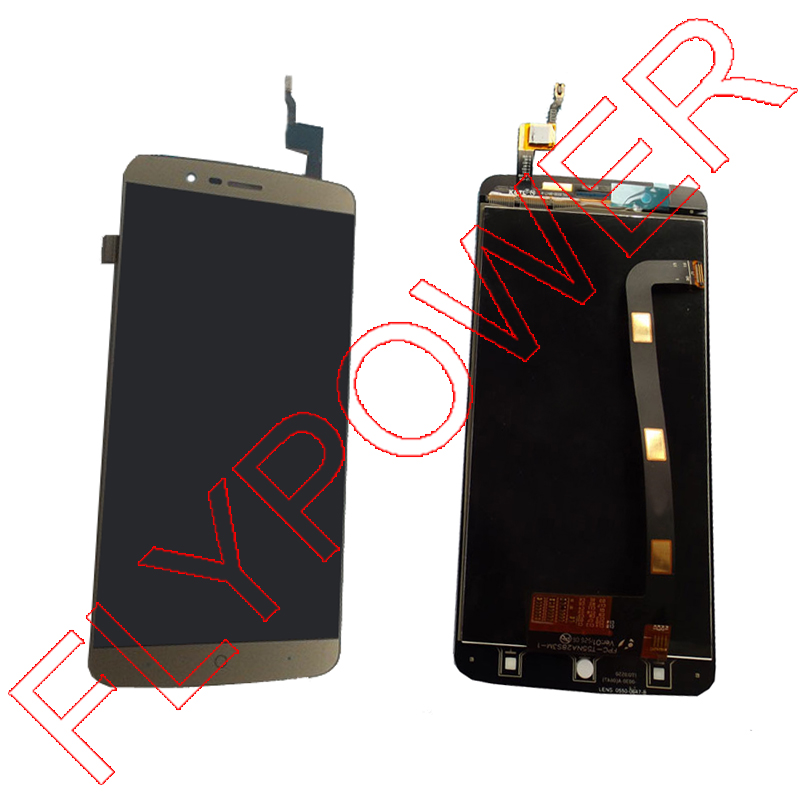 все цены на  For Elephone P8000 Lcd Display Touch Screen Digitizer Assembly gold by free shipping; 100% warranty  онлайн