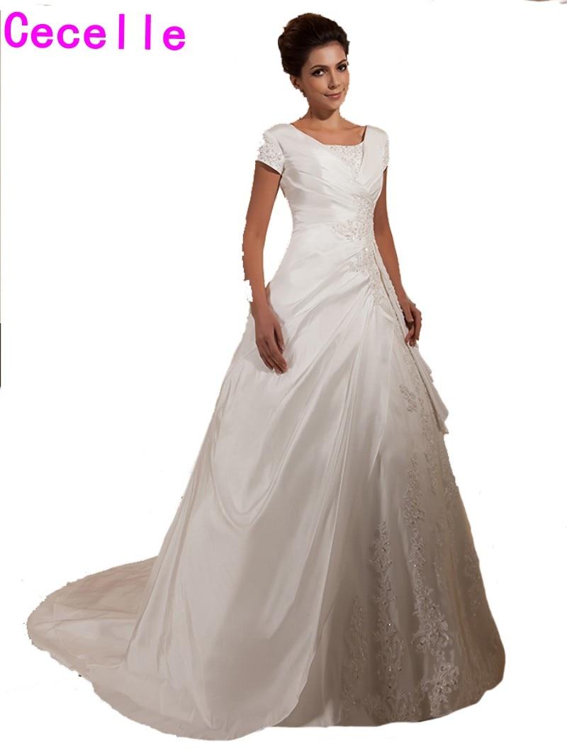 Großzügig Wulstige Kappenhülse Hochzeitskleid Fotos - Brautkleider ...