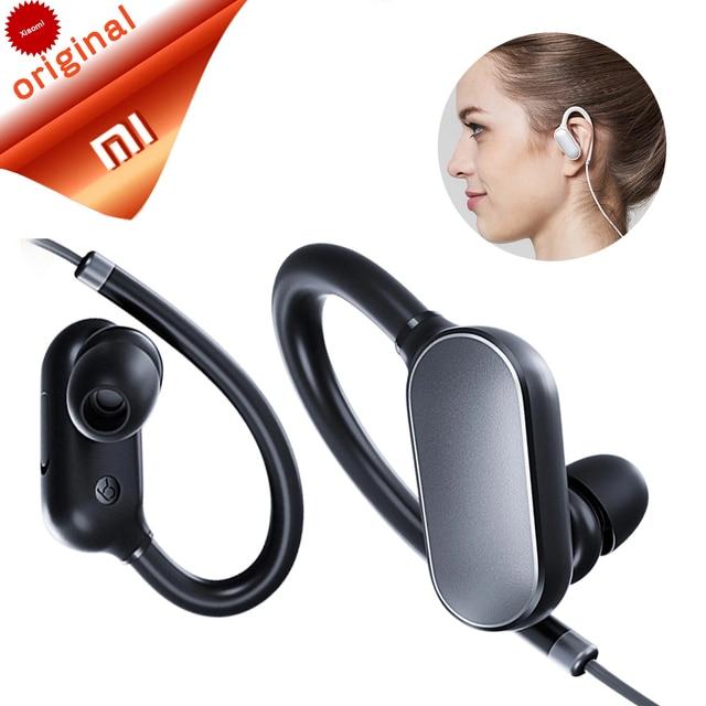 c3d271ffb3a Original Xiaomi Mi Sports Bluetooth Earphone Xiaomi Wireless Bluetooth 4.1 Music  Sport Earbud IPX4 Waterproof and