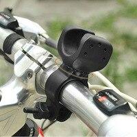 360 Degree Bicycle Bike Flashlight Light Mount Clip Holder LED Torch Holder Bicycle Bike LED Flashing Light Clip Holder